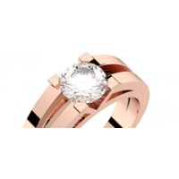 Anne 70 or rose diamant GVS2-GIA