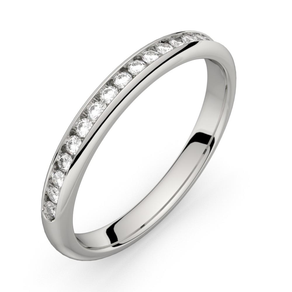 Mini-Comète or blanc diamants 20 HSI