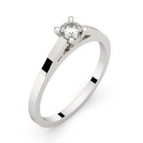 Saint-Germain 20 or blanc diamant H-SI