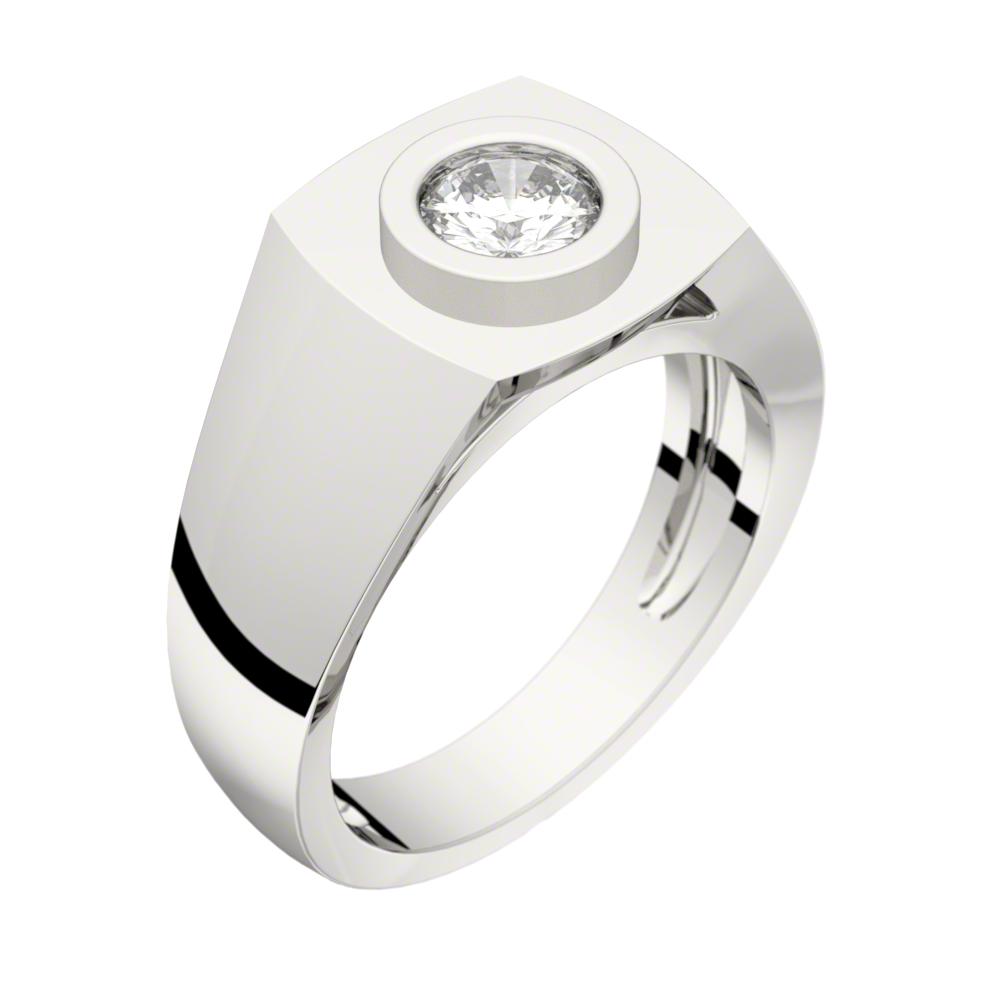 Augusta Royale or blanc diamant H-SI