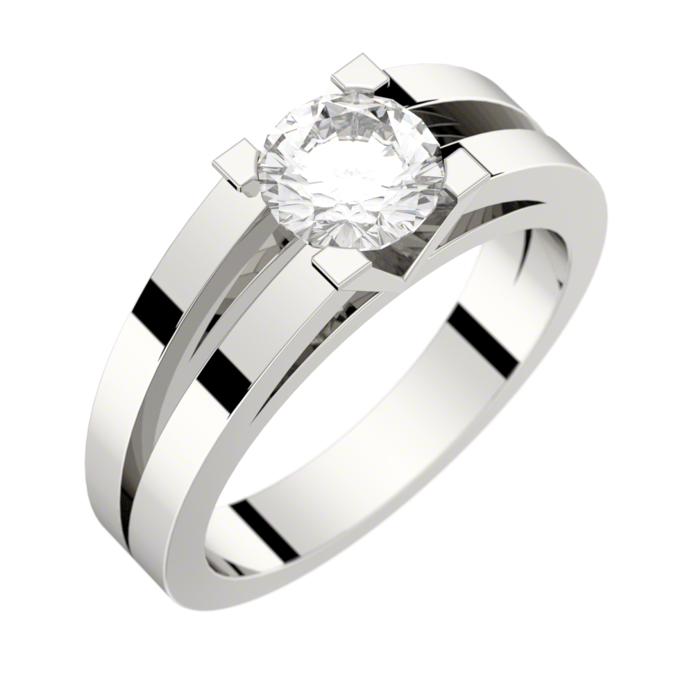 Anne 70 or blanc diamant GVS2-GIA
