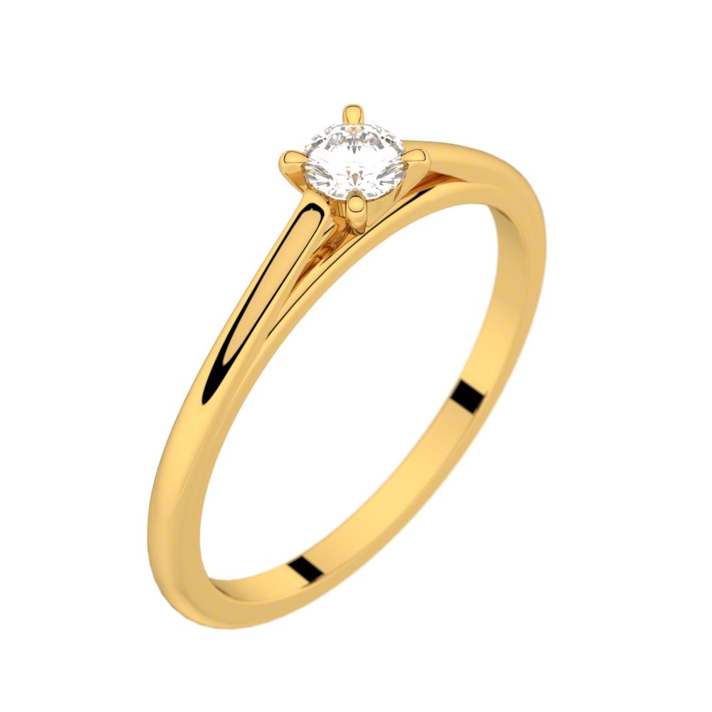 Faubourg 15 or jaune diamant GVS