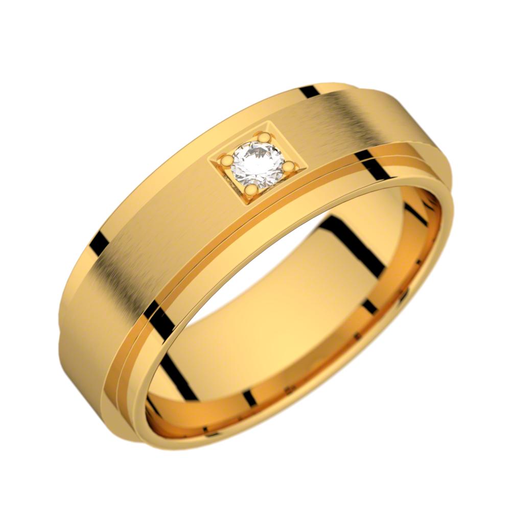 Aérodyne 7.0 or jaune diamant H-SI