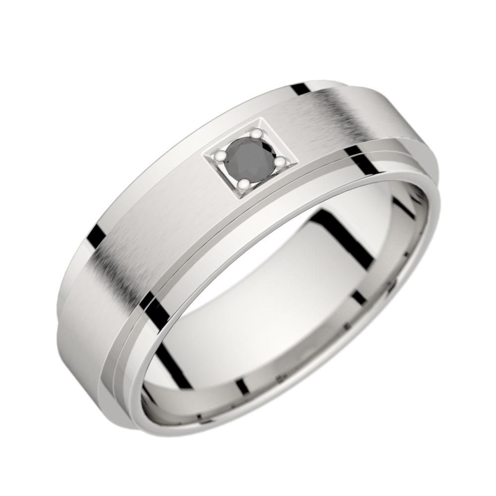 Aérodyne 7.0 platine diamant noir