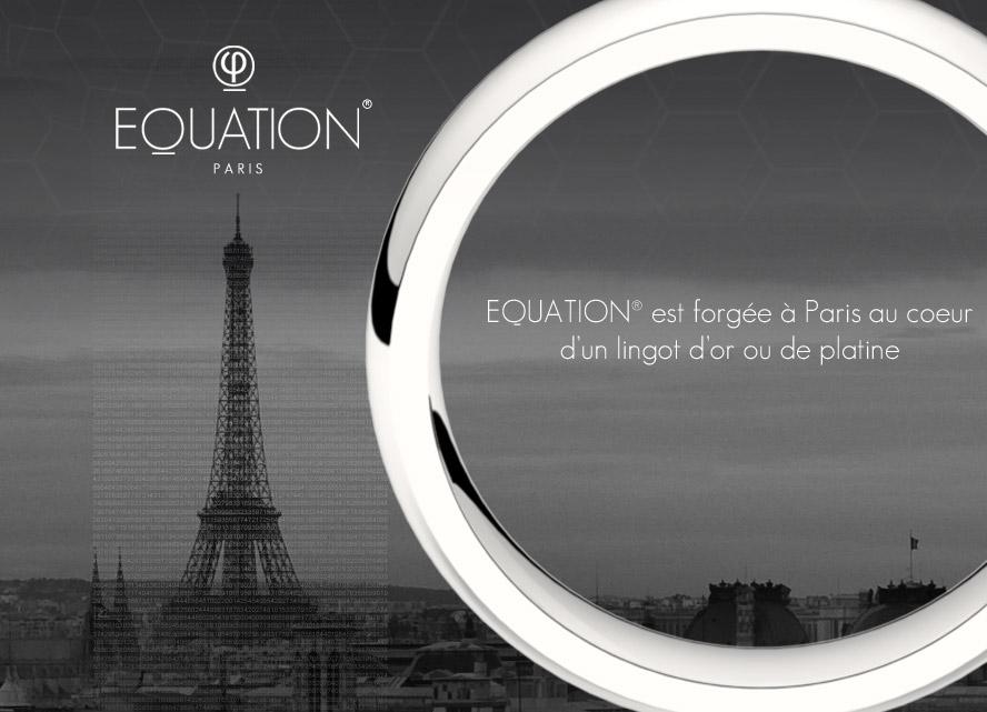 Alliance fabriquée à Paris